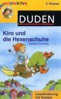 Bibliographisches Institut LESEDETEKTIVE 4. KLASSE: KIRA UND DIE HEXENSCHUHE cena od 205 Kč