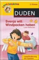 Bibliographisches Institut LESEDETEKTIVE 2. KLASSE: SVENJA WILL WINDPOCKEN HABEN cena od 205 Kč