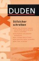 Bibliographisches Institut DUDEN PRAXIS-STILSICHER SCHREIBEN cena od 217 Kč