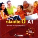 Cornelsen Verlagskontor GmbH STUDIO D A1 CD - FUNK, H. cena od 487 Kč