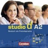 Cornelsen Verlagskontor GmbH STUDIO D A2 CD - FUNK, H. cena od 487 Kč