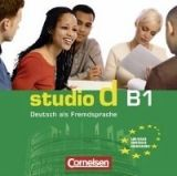 Cornelsen Verlagskontor GmbH STUDIO D B1 CD - FUNK, H. cena od 487 Kč
