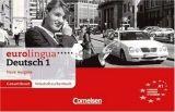 Cornelsen Verlagskontor GmbH EUROLINGUA DEUTSCH 1 VOKABELTASCHENBUCH cena od 129 Kč