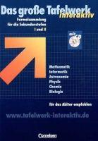Cornelsen Verlagskontor GmbH DAS GROSSE TAFELWERK INTERAKTIV cena od 243 Kč