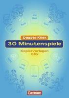 Cornelsen Verlagskontor GmbH DOPPEL-KLICK DAS SPRACH- UND LESEBUCH MINUTENSPIELE ZU ALLEN... cena od 346 Kč