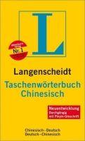Langenscheidt TASCHENWÖRTERBÜCHER CHINESISCH cena od 773 Kč