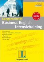 LANGENSCHEIDT BUSINESS ENGLISH INTENSIVTRAINING cena od 842 Kč