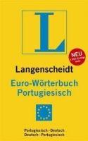 Langenscheidt EURO-WÖRTERBUCHER PORTUGIESISCH cena od 390 Kč