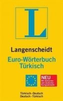 Langenscheidt EURO-WÖRTERBUCHER TÜRKISCH cena od 390 Kč