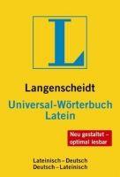Langenscheidt UNIVERSAL-WÖRTERBÜCHER LATEINISCH cena od 194 Kč