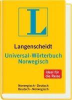 Langenscheidt UNIVERSAL-WÖRTERBÜCHER NORWEGISCH cena od 297 Kč