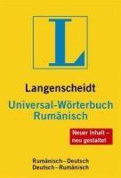 Langenscheidt UNIVERSAL-WÖRTERBÜCHER RUMANISCH cena od 288 Kč