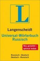Langenscheidt UNIVERSAL-WÖRTERBÜCHER RUSSISCH cena od 263 Kč