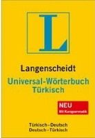 Langenscheidt UNIVERSAL-WÖRTERBUCH TÜRKISCH cena od 280 Kč