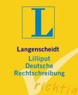Langenscheidt LILLI DEUTSCHE RECHTSCHREIBUNG cena od 93 Kč