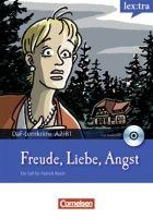 Cornelsen Verlagskontor GmbH LERNKRIMIS: FREUNDE, LIEBE, ANGST + CD cena od 165 Kč