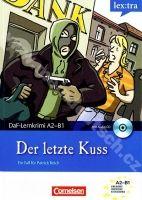 Cornelsen Verlagskontor GmbH LERNKRIMIS: DER LETZTE KUSS + CD cena od 165 Kč