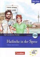 Cornelsen Verlagskontor GmbH LERNKRIMIS: HAIFISCHE IN DER SPREE + CD cena od 167 Kč
