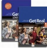 Helbling Languages GET REAL 1 STUDENT´S BOOK + CD-ROM - HOBBS, M., KEDDLE, J. S... cena od 300 Kč