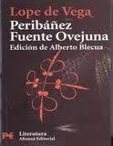 Comercial Grupo ANAYA PERIBANEZ/FUENTE OVEJUNA - LOPE DE VEGA, F. cena od 0 Kč