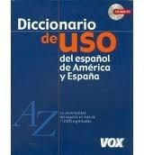 Comercial Grupo ANAYA DICCIONARIO DE USO DEL ESPANOL DE AMERICA Y ESPANA CD-ROM cena od 0 Kč