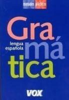 Comercial Grupo ANAYA VOX GRAMATICA - TORNER, C. cena od 317 Kč