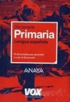 Comercial Grupo ANAYA DICC PRIMARIA /Vox/ cena od 0 Kč