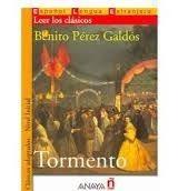 Comercial Grupo ANAYA TORMENTO (Clasicos Adaptados) - PEREZ GALDOS, B. cena od 176 Kč