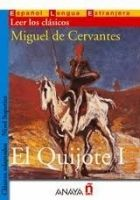 Comercial Grupo ANAYA EL QUIJOTE Parte 1 (Clasicos Adaptados) - CERVANTES, M. de cena od 222 Kč