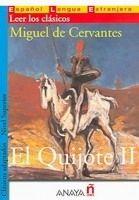 Comercial Grupo ANAYA EL QUIJOTE Parte 2 (Clasicos Adaptados) - CERVANTES, M. de cena od 0 Kč