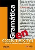 Edelsa Grupo Didascalia, S.A. GRAMATICA EN CONTEXTO - JACOBI, C., MELONE, E., MENON, L. cena od 602 Kč