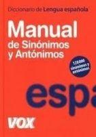 Comercial Grupo ANAYA DICC MANUAL DE LA LENGUA ESPANOL /Vox/ cena od 556 Kč