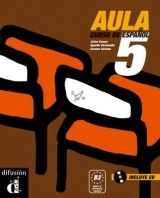 Aula 5 – Libro del alumno + CD cena od 530 Kč