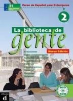 Difusión LA BIBLIOTECA DE GENTE 2 DVD-ROM + GUIA cena od 0 Kč