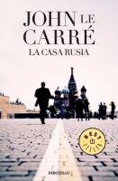 RANDOM HOUSE MONDADORI LA CASA RUSIA - LE CARRE, J. cena od 0 Kč