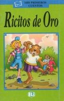 ELI s.r.l. MIS PRIMEROS CUENTOS SERIE VERDE - RICITOS DE ORO + CD cena od 0 Kč