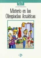 ELI s.r.l. LECTURAS ELI - MISTERIO EN LAS OLIMPIADAS AQUATICAS cena od 112 Kč