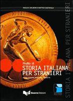 RUX DISTRIBUZIONE PROFILO DI STORIA ITALIANA PER STRANIERI cena od 515 Kč