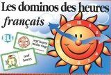 ELI s.r.l. LES DOMINOS DES HEURES FRANCAIS - LES DOMINOS DES HEURES FRA... cena od 292 Kč