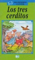 ELI s.r.l. MIS PRIMEROS CUENTOS SERIE VERDE - LOS TRES CERDITOS + CD cena od 124 Kč