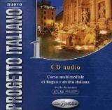 Edilingua NUOVO PROGETTO ITALIANO 1 CD audio - MARIN, T., MAGNELLI, S. cena od 227 Kč