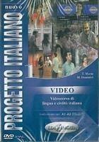 Edilingua NUOVO PROGETTO ITALIANO 1 DVD - MARIN, T., DOMINICI, M. cena od 0 Kč
