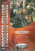 Edilingua NUOVO PROGETTO ITALIANO 2 DVD - MARIN, T., DOMINICI, M. cena od 619 Kč