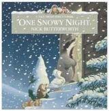 Harper Collins UK ONE SNOWY NIGHT - BUTTERWORTH, N. cena od 134 Kč