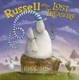 Harper Collins UK RUSSEL AND THE LOST TREASURE - SCOTTON, R. cena od 134 Kč