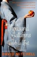 David Mitchell: The Thousand Autumns of Jacob de Zoet cena od 168 Kč