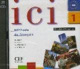 CLE international ICI 1 AUDIO CD CLASSE - ABRY, D. cena od 730 Kč