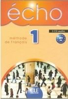 XXL obrazek CLE international ECHO 1 CDs /3/ Classe - PECHEUR, J., GIRARDET, J.