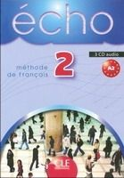 XXL obrazek CLE international ECHO 2 CDs /3/ Classe - GIRARDET, J.