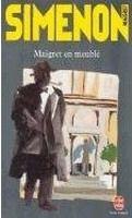 HACH-BEL MAIGRET EN MEUBLE - SIMENON, G. cena od 163 Kč